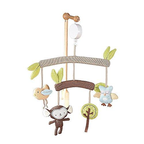 Lolli Living Poppy Seed Mobile, Owl