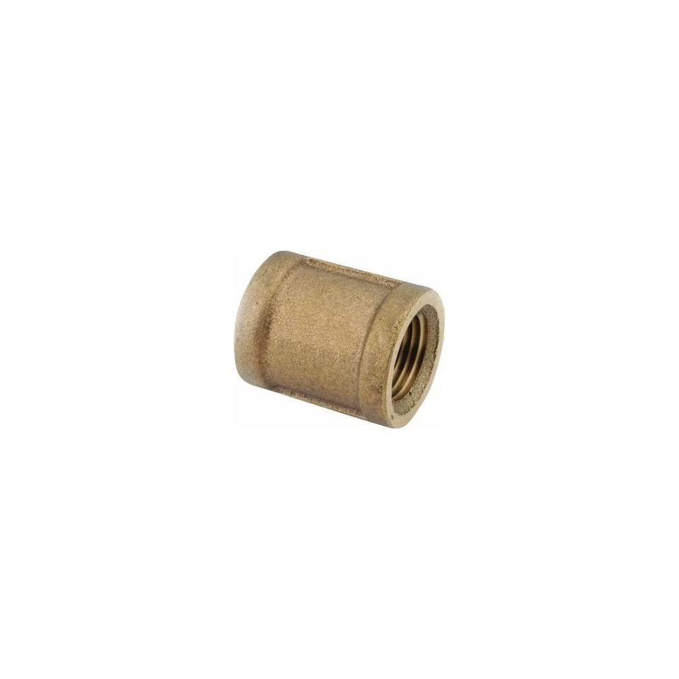 Anderson Metals Corp 3/8 Brs Coupling 738103 06 Brass Pipe Coupling Reducers & Bushings