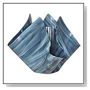 Radiance Glass Vase Finish: Sky Blue Teal