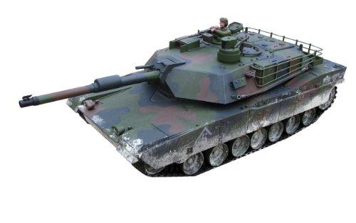 Hobby Engine Premium Label M1A1 Abrams Battle Tank