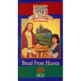 Animated Stories From the New Testament: Bread From Heaven (Bread From Heaven Nest compare prices)