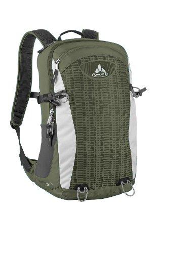 VAUDE Wizard Air S Backpack - 48 x 30 x 14 cm, Green (Pine)