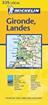 Gironde/Landes (Michelin Local Maps)