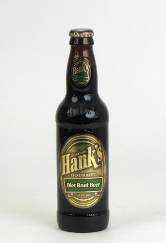 Hank's Root Beer Diet (6 bottles) (Hank Root Beer compare prices)
