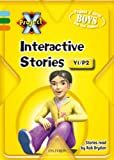 img - for Project X: Year 1/P2: Interactive Stories CD-ROM Unlimited User book / textbook / text book