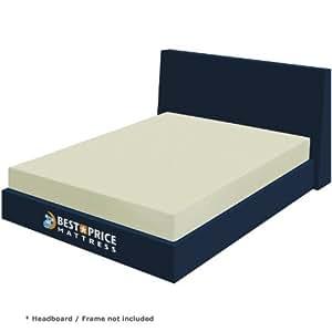 Best Price Mattress 6-Inch Memory Foam Mattress, Twin