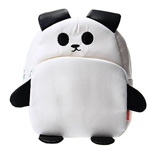Children Kids Kindergarten Animal Backpack Shoulders School Bag Cute Panda Shape front-367090