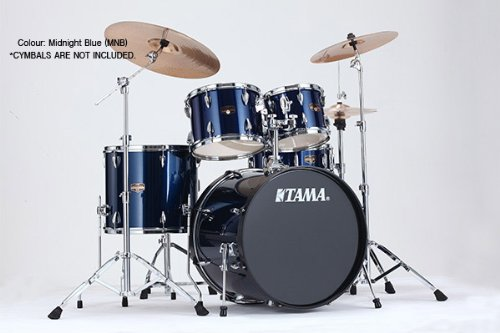 tama-ip52kcmnb-imperialstar-5-piece-complete-drum-kit-with-22-bass-drum-hardware-cymbals-midnight-bl