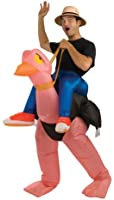 Rubie's Costume Inflatable Costumes Ostrich Costume