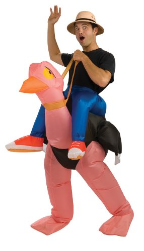 Inflatable Costumes Ostrich Costume