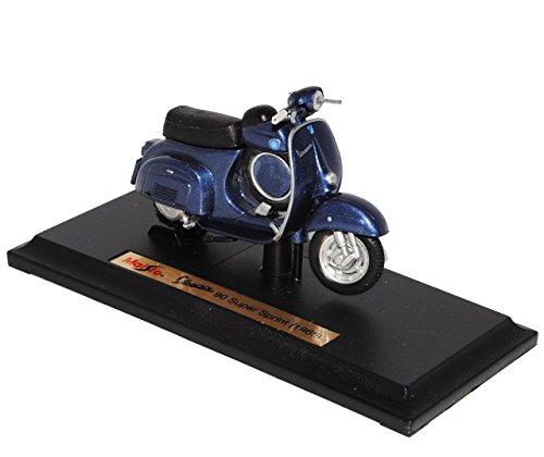 vespa-90-super-sprint-blau-1965-roller-1-18-maisto-modell-motorrad