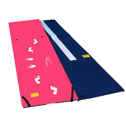 Tumbl Trak Girl S Handstand Homework Mat Pink 9 X 2 Feet