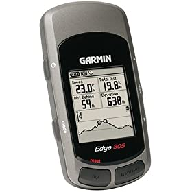 Garmin Edge 305 Bicycle GPS Navigator with Heart Rate Monitor