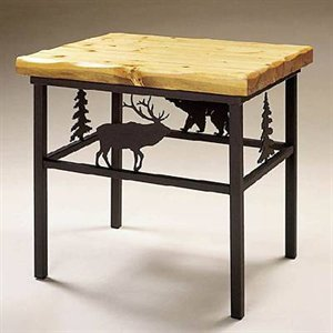 Image of Colorado Dallas ET-32-BW End Table (B004Q8TLHA)