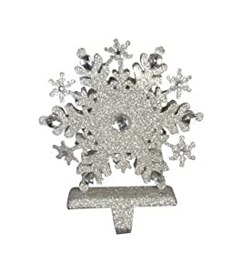 Sterling 53412043 Snowflake Stocking Holder, 9""
