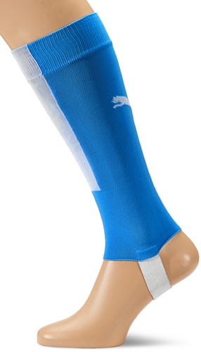 PUMA Herren Stutzen Football Socks with Stirrups, Puma Royal/White, 3, 701946 02