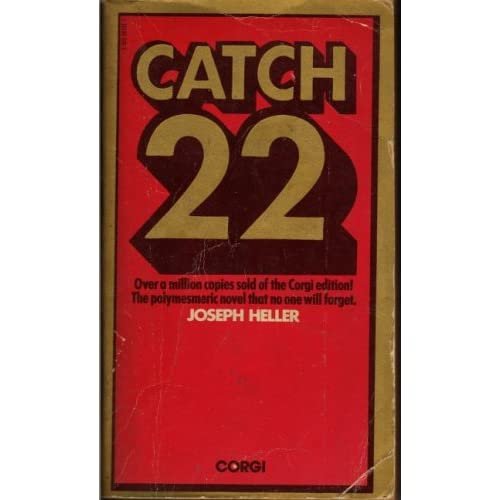 the fear of communism in the book catch 22 by joseph heller