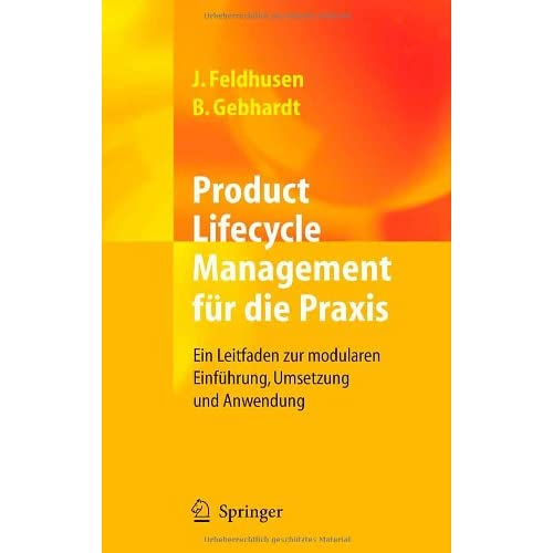Product Lifecycle Management fr die Praxis