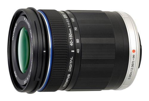 OLYMPUS PEN レンズ M.ZUIKO DIGITAL ED 40-150mm F4.0-5.6 BLK