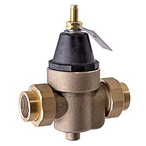 watts 0007752 water pressure reducing valve 3 4 patio lawn garden. Black Bedroom Furniture Sets. Home Design Ideas