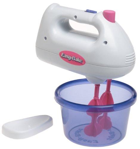 Easy-Bake Hand Mixer & Bowl