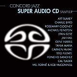 Concord jazz Super Audio CD Sampler 1 [SACD]