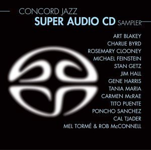 Concord Jazz Super Audio CD Sampler (Volume 1)
