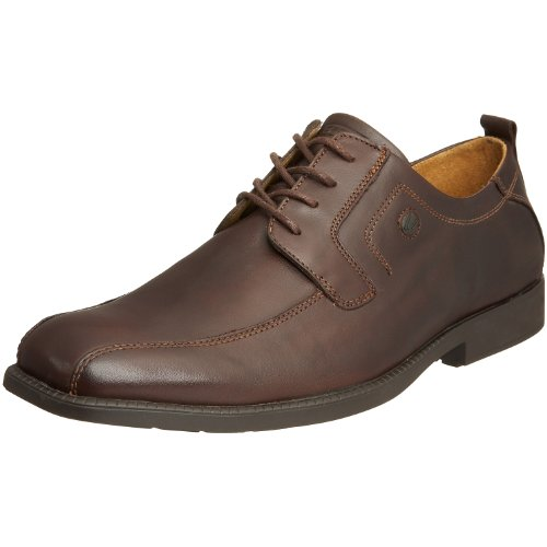 Camel Active Men's Porto Lace-Up Mocca Softburn 192.13.02 8.5 UK