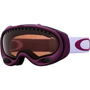 Oakley A Frame Goggles 2014 Grape Wine-Vr28Part Sun