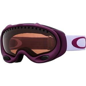 Oakley A Frame Goggles 2014 Grape Wine-Vr28Part Sun