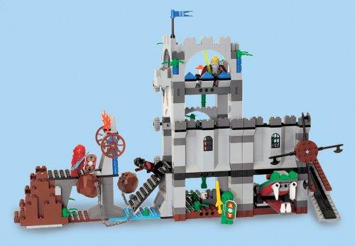 LEGO Knights' Kingdom 8780 - Ritterfestung