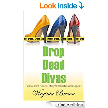 Dixie Divas 2 - Drop Dead Divas - Virginia Brown