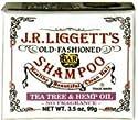 Shampoo-Tea Tree & Hemp Oil Formula - 3.5 oz - Bar Soap
