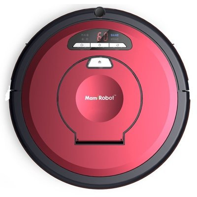 Mami Automatic Robot Vacuum Cleaner Robot K5 Polo Wine