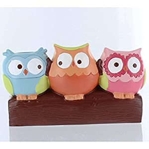 hooty bathroom collection colorful hoot owl