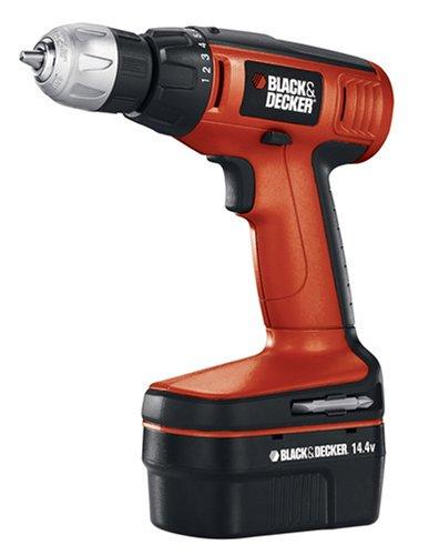 Power Tools / Black & Decker CDC140AK 14.4-Volt Cordless