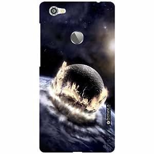 Letv Le 1S Back Cover - Eruption Designer Cases