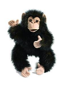 Folkmanis Baby Chimpanzee Hand Puppet by Folkmanis