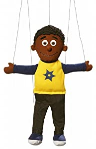 Marionette Jordan by Silly Puppets