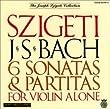 J.S.Bach:Sonata And Partita For Solo Violin