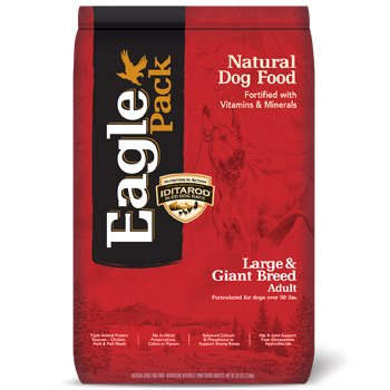 Natural Pet Food, Large and Giant Breed Adult Formula for Dogs - 30-Pound Bag