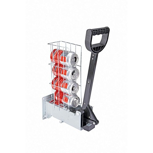 Multi Load Can Crusher. Crush a 6 Pack in Seconds with This Heavy Duty Crusher (Multi Can Crusher compare prices)