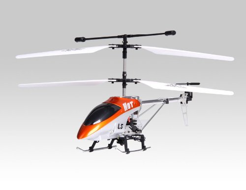 3-Channel RC Coaxial Helicopter with Gyroscope