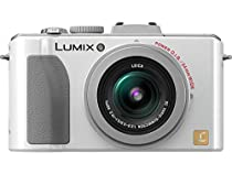 Panasonic Lumix DMC-LX5 10.1 MP Digital Camera with 3.8x Optical Image Stabilized Zoom and 3.0-Inch LCD - White