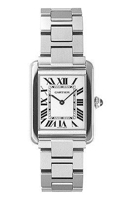 [カルティエ] CARTIER 腕時計 タンクソロSM W5200013 レディース [並行輸入品]