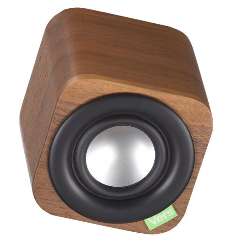 Vers Audio Q103 1Q Bluetooth Sound System (Walnut)