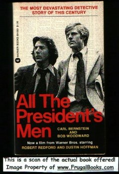 All the Presidents Men, Carl Bernstein