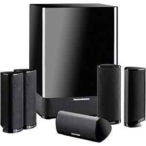 Harman Kardon HKTS 11 5.1 Home Theater Speaker System - Black Lacquer Finish