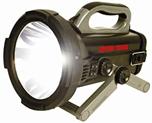 10 Million Candlepower Cordless Rechargeable Spotlight