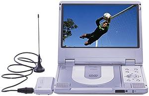 Mustek DVD PL408T Portable DVD & TV Player